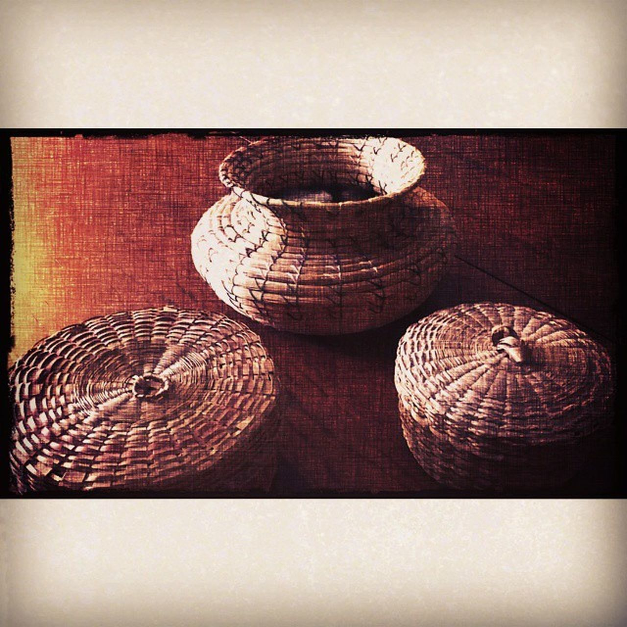 Basketry Baskets Native American Indian Native American Art Native Heritage