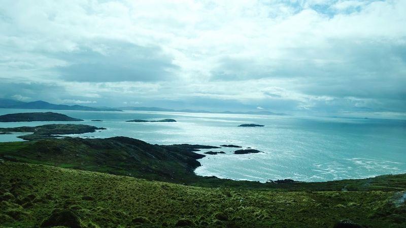Ring Of Kerry Ireland🍀 Green Green Green!  Atlantic Ocean Kerry Ireland
