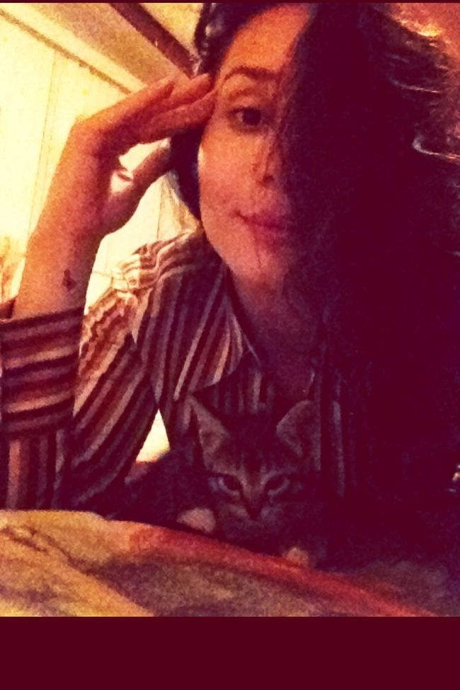 My New Kitty :) Mily