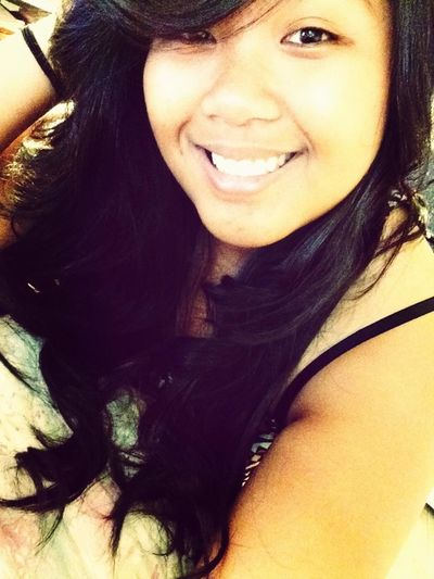 I Got No Life, So I Just Curled My Hair. Lol Party Later Tho