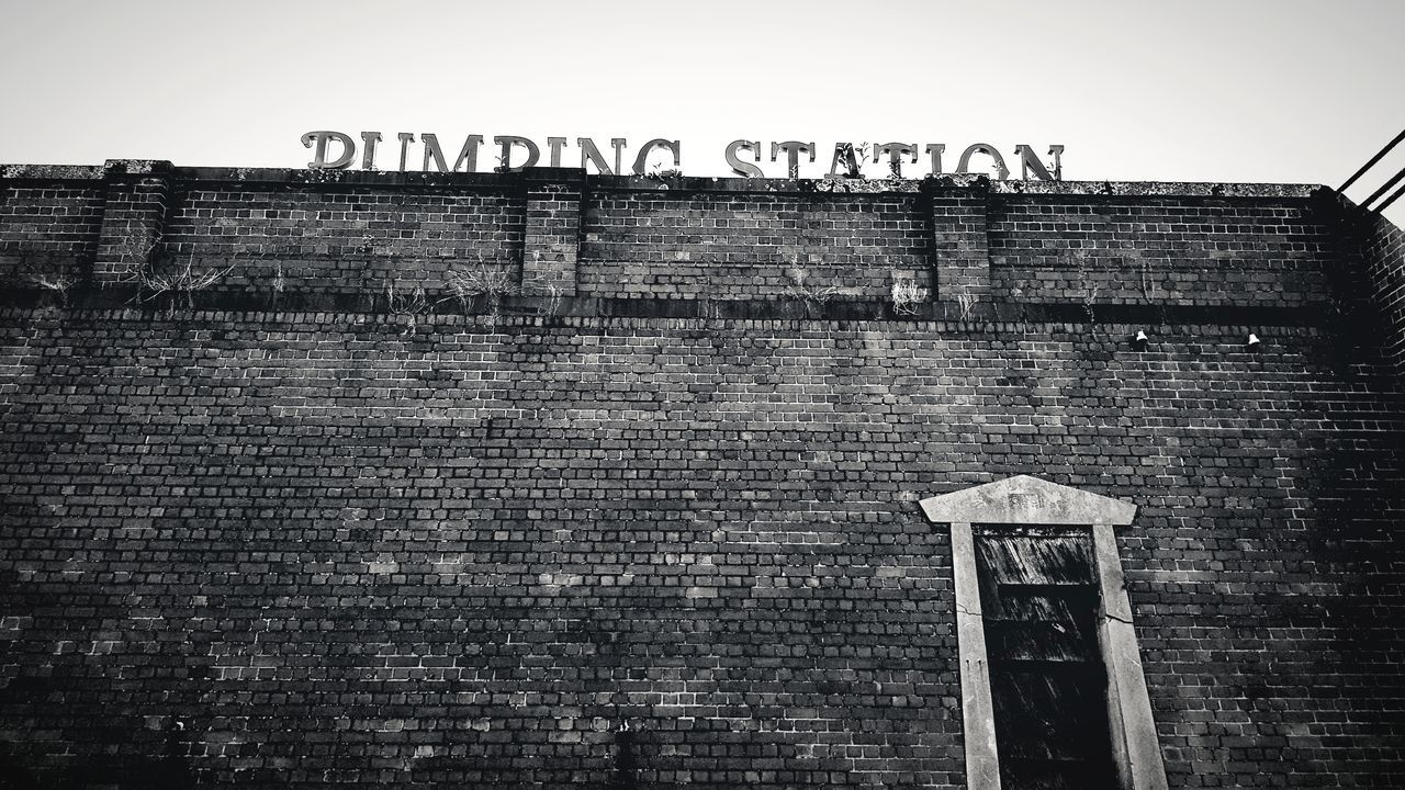 Pumping Station Pumping Stations Scienceworks