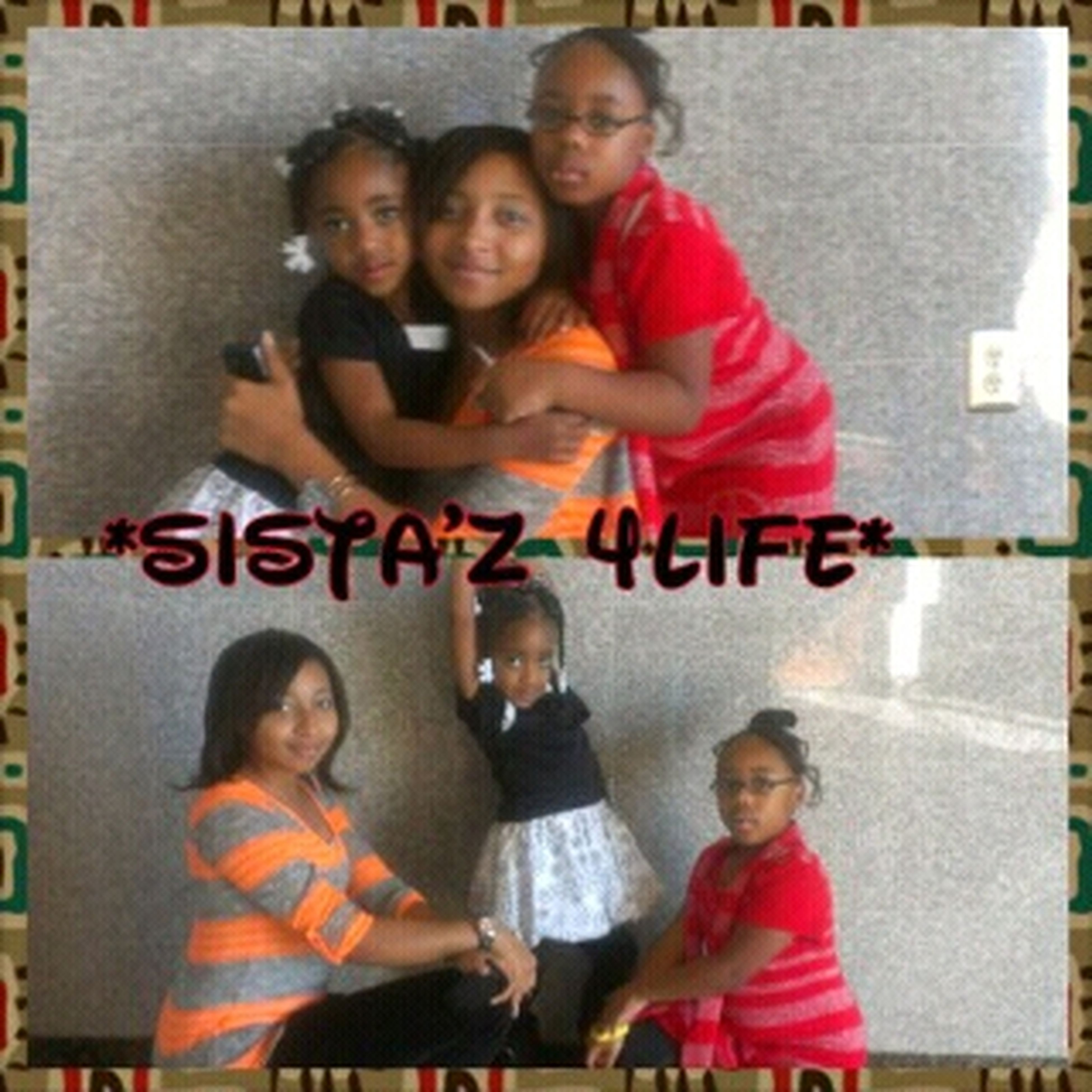 Me And My Beautiful Little Sisters
