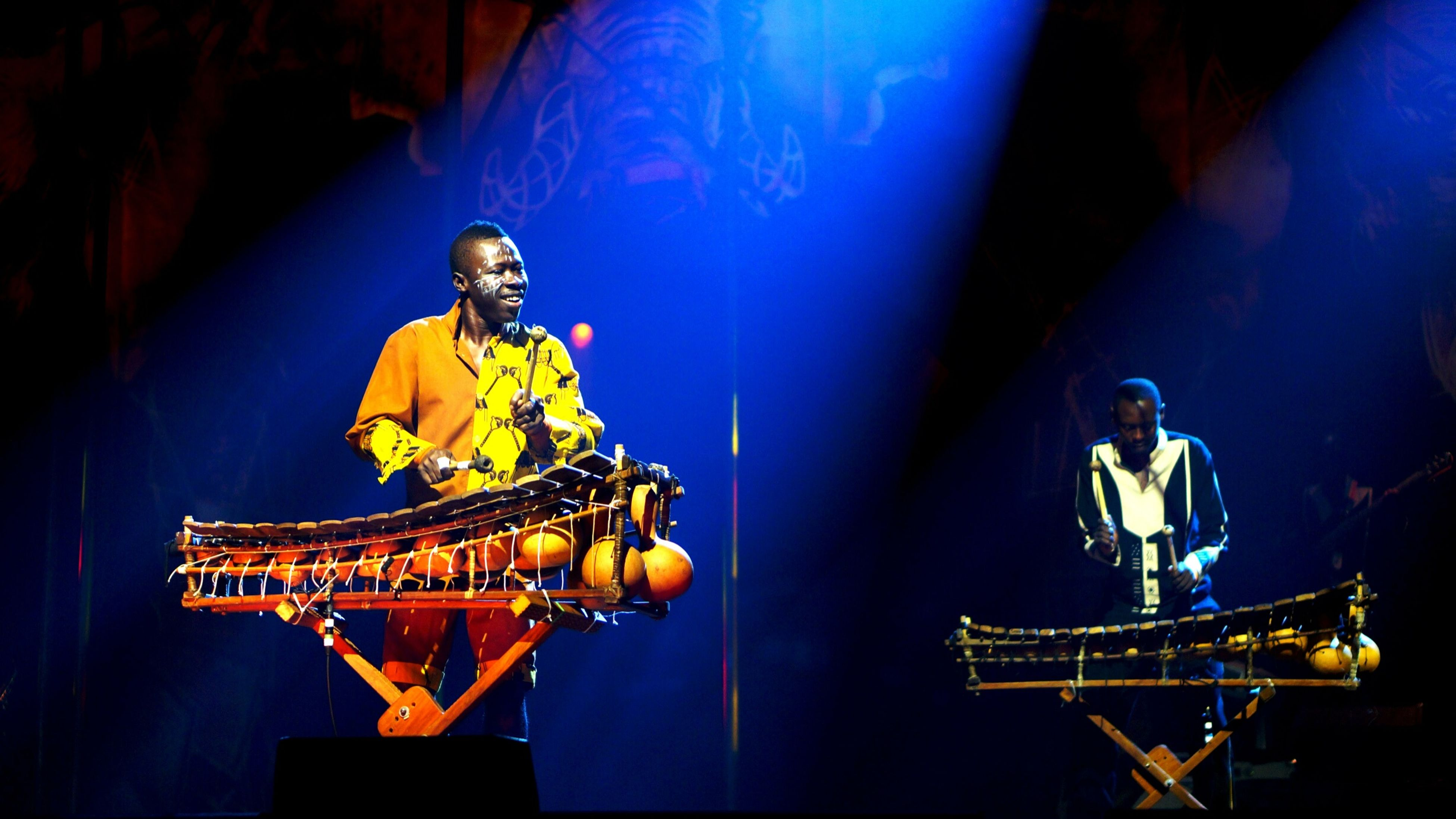 NOT Xylophone -> Balafon Percussion Percussionist Musician Live Music Spectacle