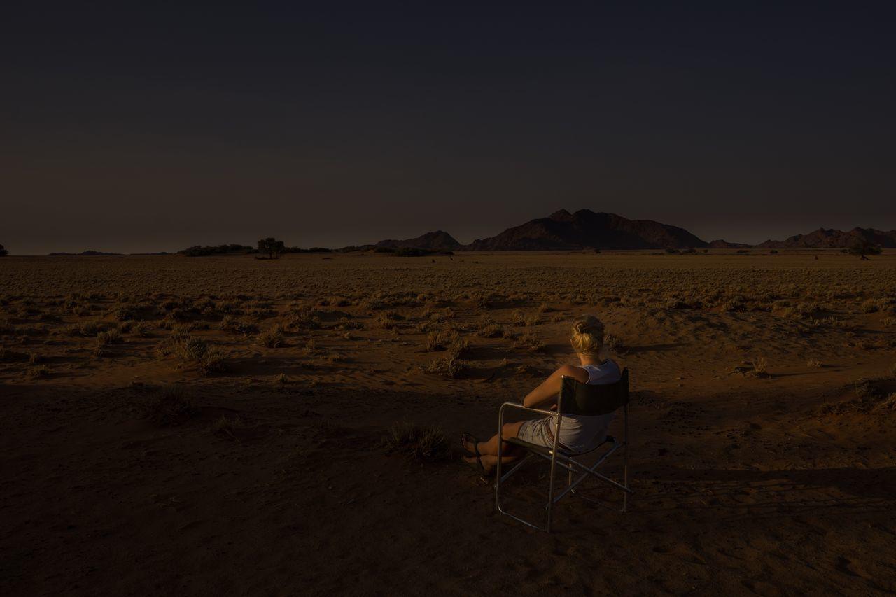 silent desert... Namibia Namib Desert