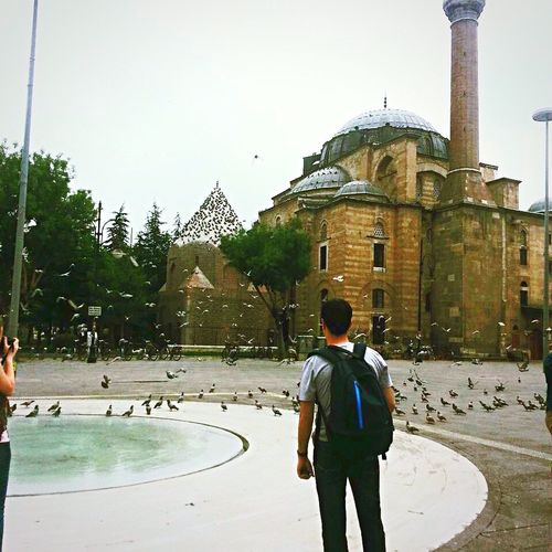 Konya Turkey Resist