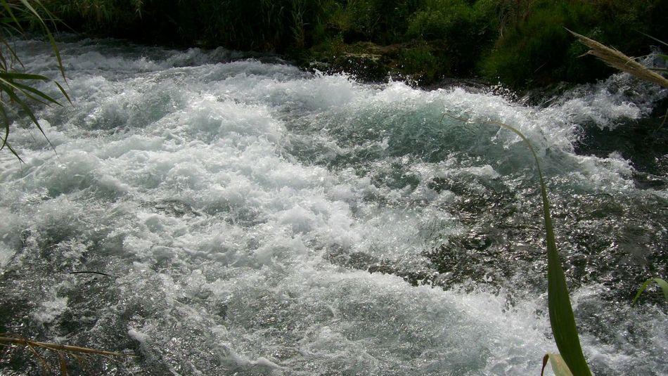 Fluss River Türkei Türkiye Turkey Antalya Düden Düdenpark