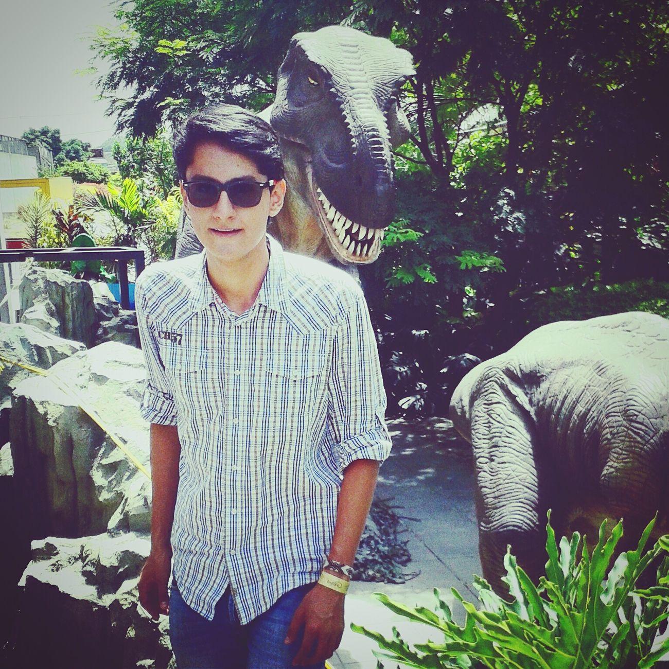 Alegría Dinosaurio Parqueexplora Traveling