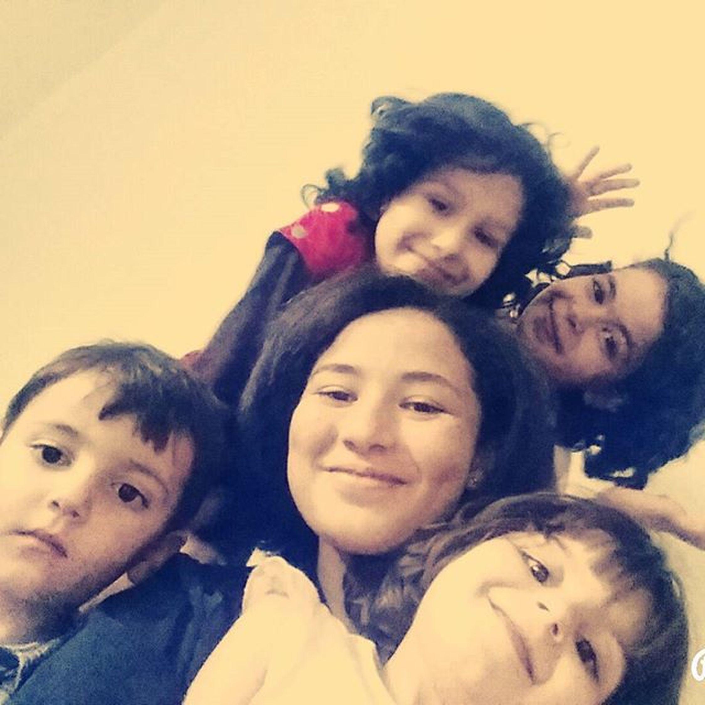 Je vous Aimes mes chère Sahar & Malak & Salsabil & Othmane <3