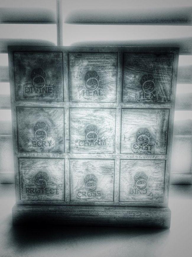 Witchcraft  Charm Divine HEAL Hex  Divine Chest The Craft Box