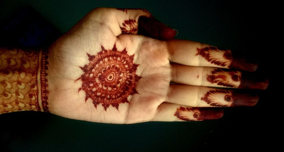 Art Close-up Culture Design Hand Henna Art Henna Tattoo Human Hand India Mehendi Art Modern Mehendi Tradition Wedding Setting