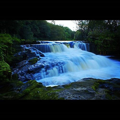 "River Carron at Larbert Viaduct. ISO 100, f22, 30"" seconds. Prinely_shotz Naturelovers Ig_shutterbugs Naturelovers Nature_perfection Nature_sultans Igsuper_shotz Loves_Scotland BonnieScotland Naturelover_gr Bnw_scotland Insta_Scotland Special_shots Splendid_shotz Ic_water Waterfalls"