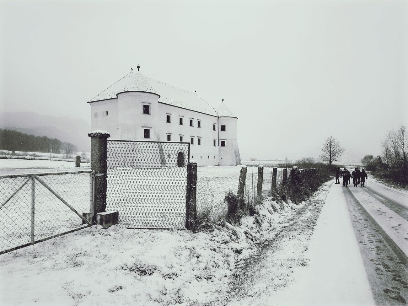 Snow Castle History First Eyeem Photo