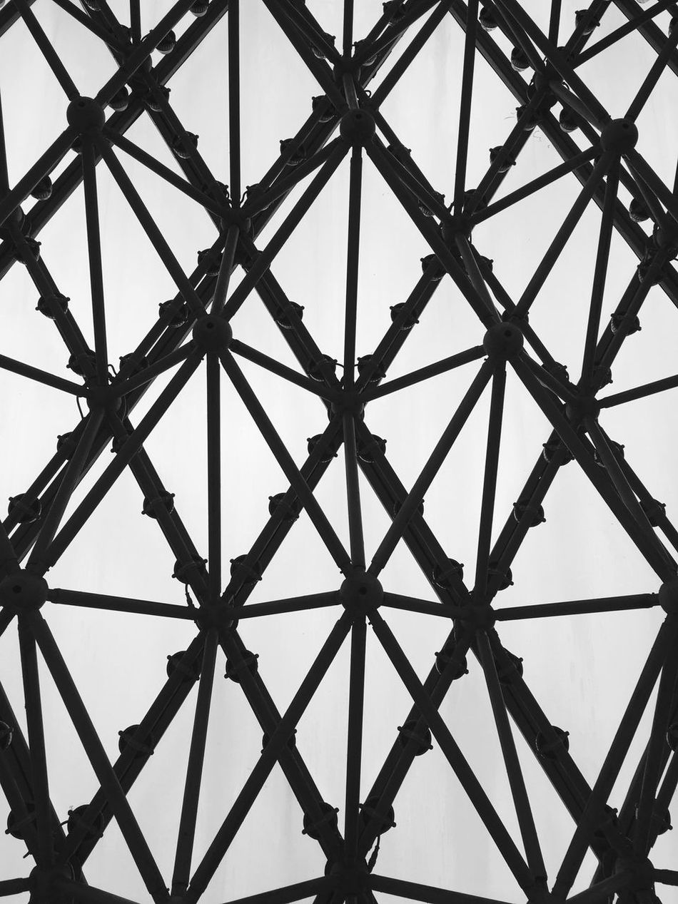 Modern Architecture at Window of the World Pyramid in Shenzhen - China Modern Architecture Window Of The World  Architectural Detail Lattice Pattern Architectural Pyramid Black And White Monochrome Architecture Pattern Chinese Architecture China Pyramids Chinese Abstract Shenzhen Inside Building Interior
