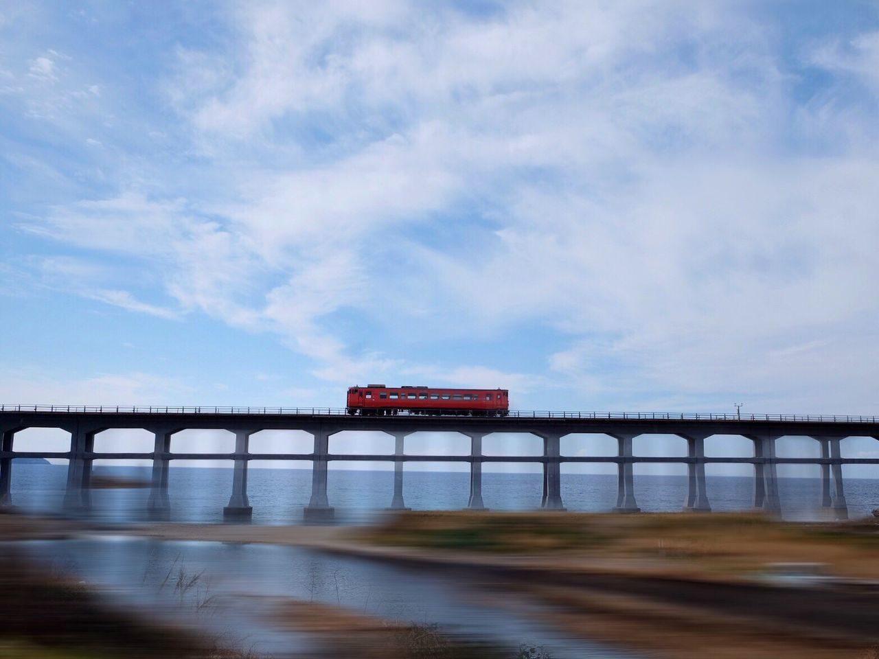 No People Cloud - Sky Japan Photography FUJIFILM X-T1 Beauty In Nature Outdoors Train