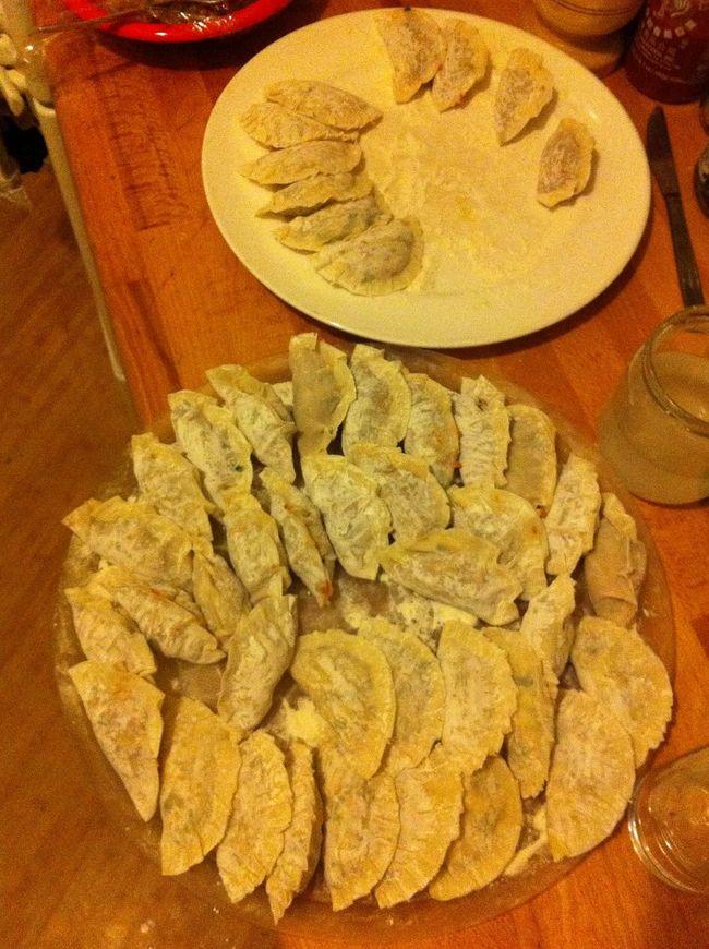 Montag Abend Dumpling beisammensein at Bear Den Montag Abend Dumpling Beisammensein