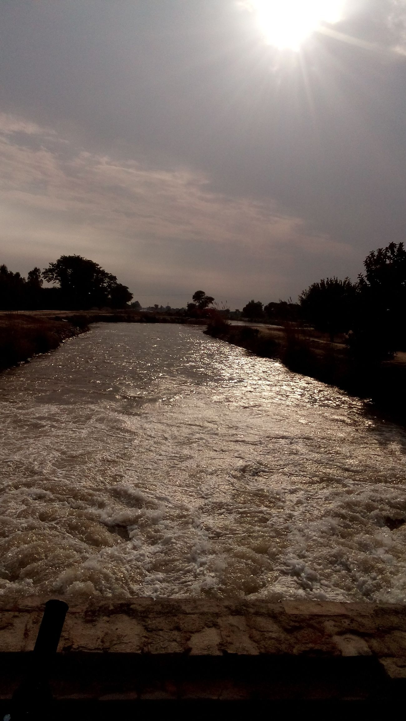Taking Photos Nawanlahore Landscape_Collection Eyeem Pakistan InPakistan Withouteffect Sunlight Urban 4 Filter Canal