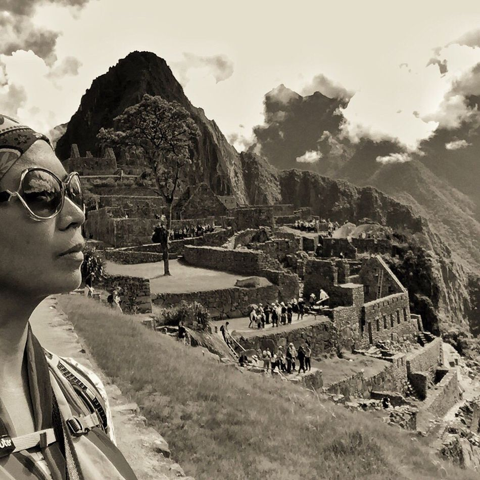 Experiencing the thrill of the adventure doing the Inca trail was incomparable! The ancient site is simply breath taking ! Original Experiences Feel The Journey Machu Picchu - Peru Machu Picchu Inca Trail Adventure Time LLLimages TraveldiaryLLL Iphone6