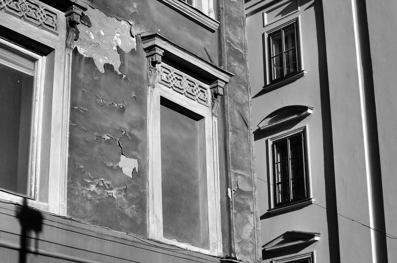 window, door, architecture, no people, text, communication, built structure, building exterior, day, outdoors, close-up