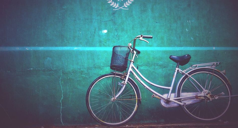 """""""Learning to ride a bicycle is one of the happiest memories you could have"""" OpenEdit Eyeemdaily Bicycle Vignette Eye4photography  Inspiring Eyeem Philippines Negative Space"""