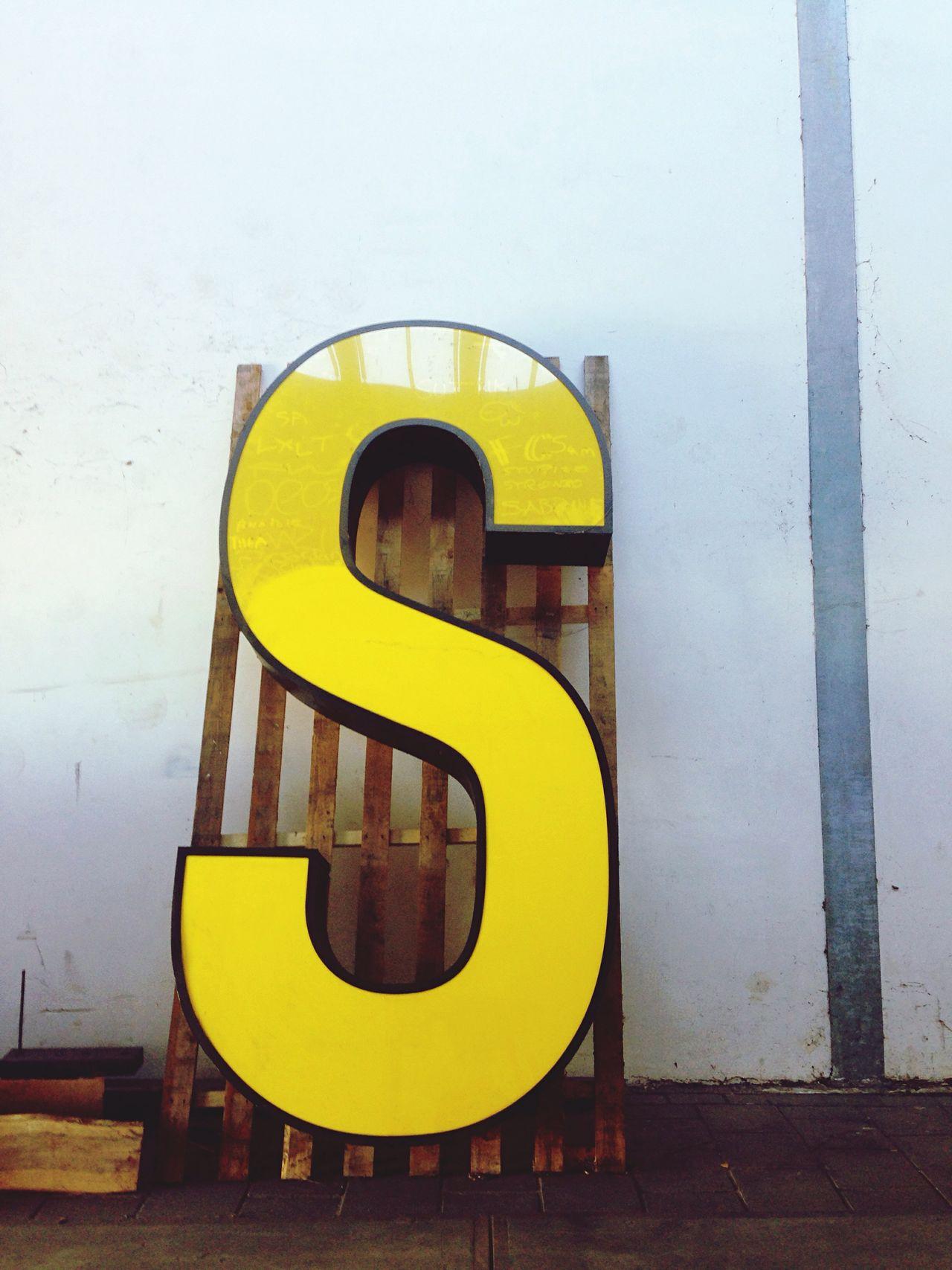 Shhhhhhhhhhh.... - Typography Lettering Letter Vintage Industrial Space Amsterdam Noord Coworking Enjoying Life Industrial Art Space