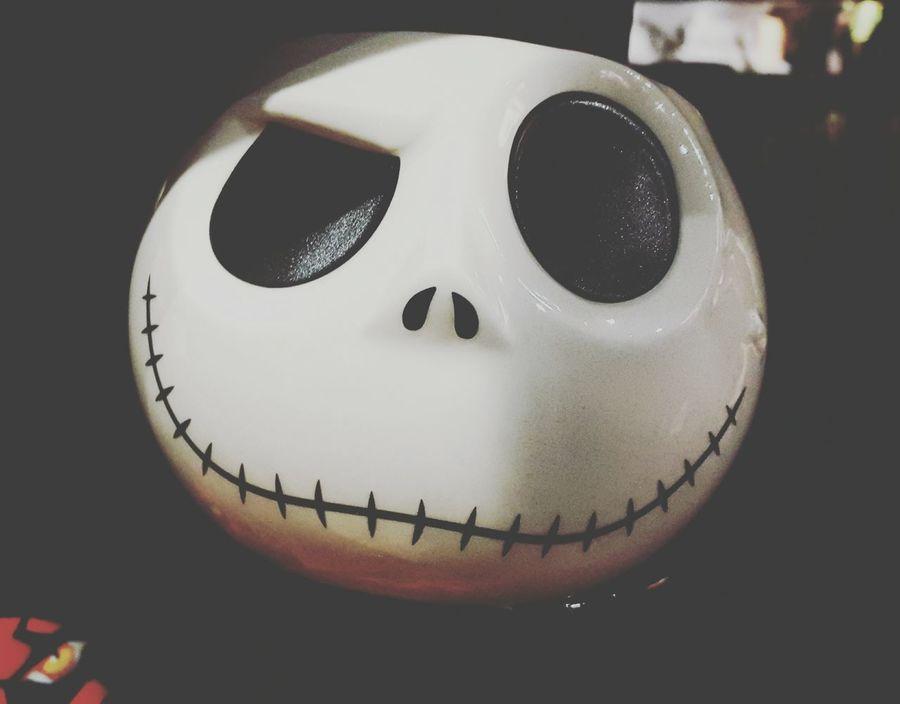 Nightmarebeforechristmas JackSkellington Skull