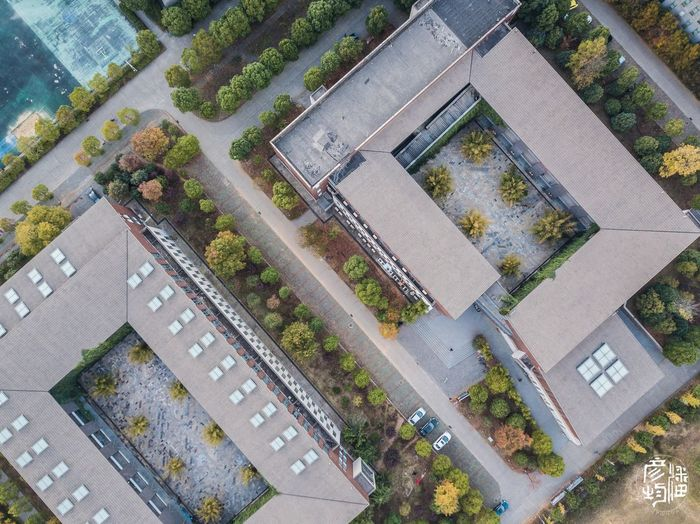 Outdoors Architecture Aerial View First Eyeem Photo Perspectives On Nature