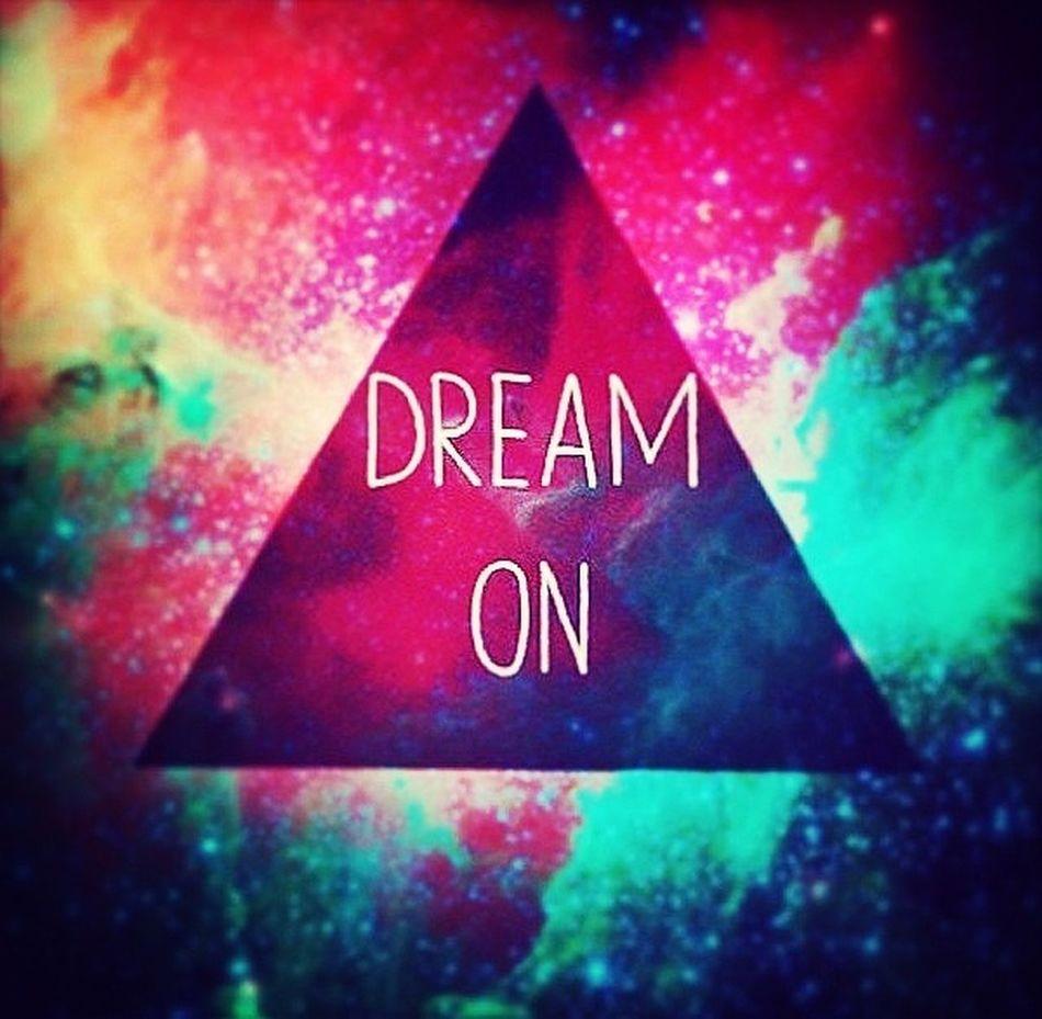 dream on. Galaxy Space