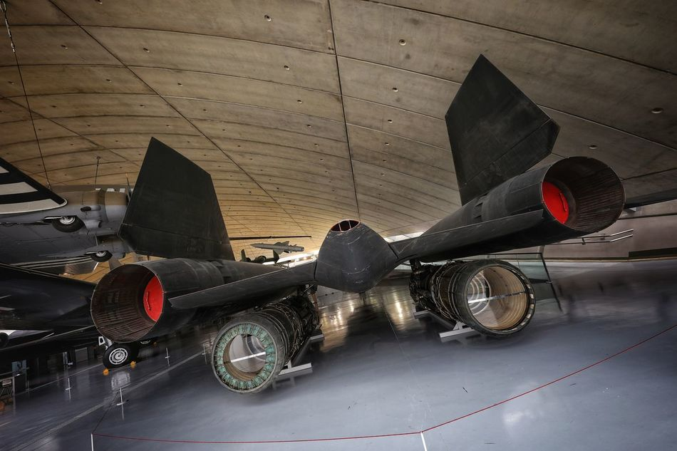 Duxford Imperial War Museum Aerial Aerospace Industry Air Vehicle Airplane Close-up Combat Plane# Concorde Concorde Plane Day Duxford Imperial War Museum F22 Raptor History Indoors  Mig21 No People Plane Museum Planes Stealth Transportation Transportation