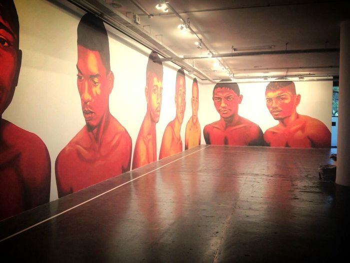 Bienal2014 Art Sao Paulo - Brazil