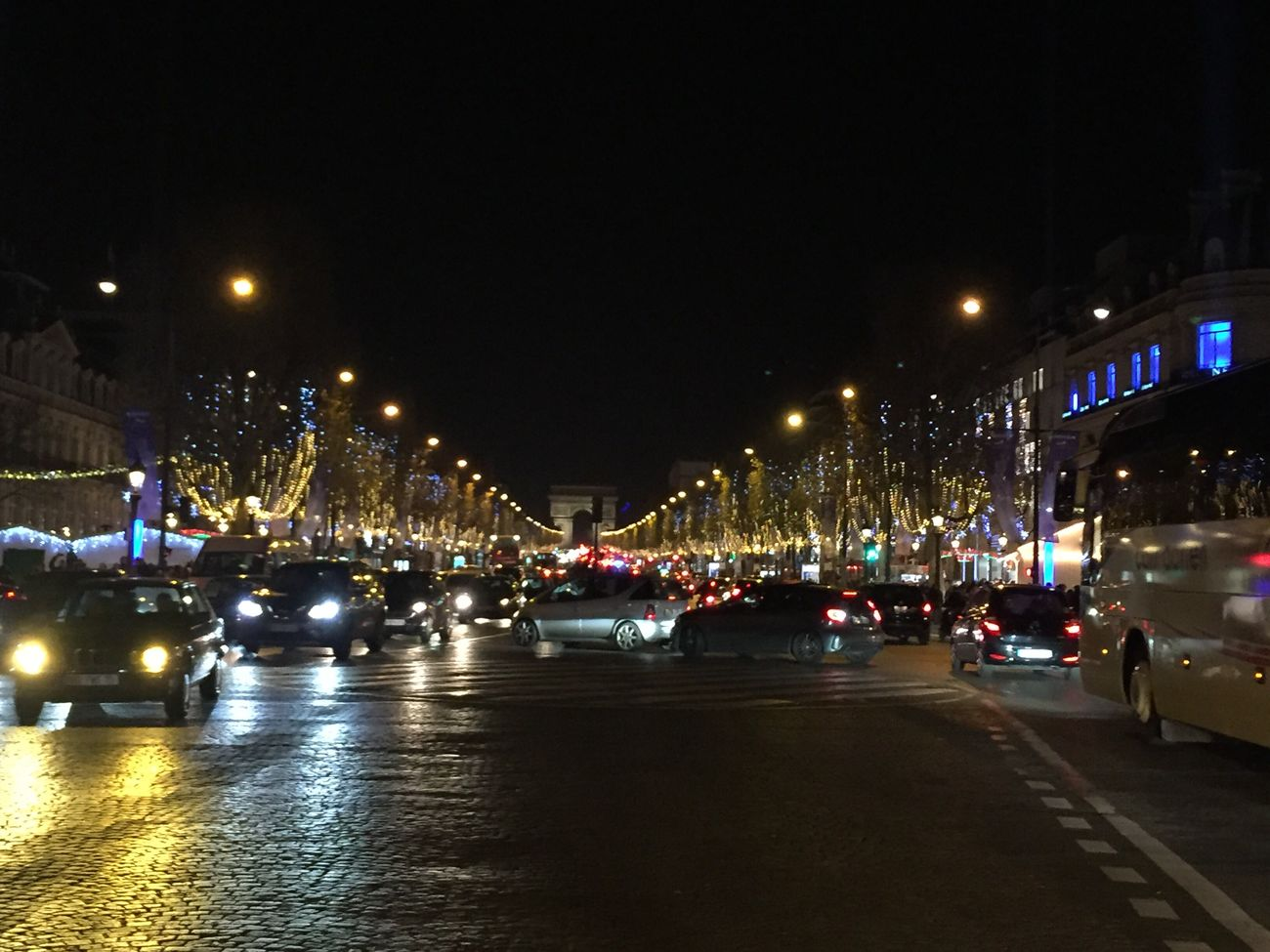 Paris Photography Night Road Enjoying Life Eyem Best Shots Illuminated City Eyemphotography