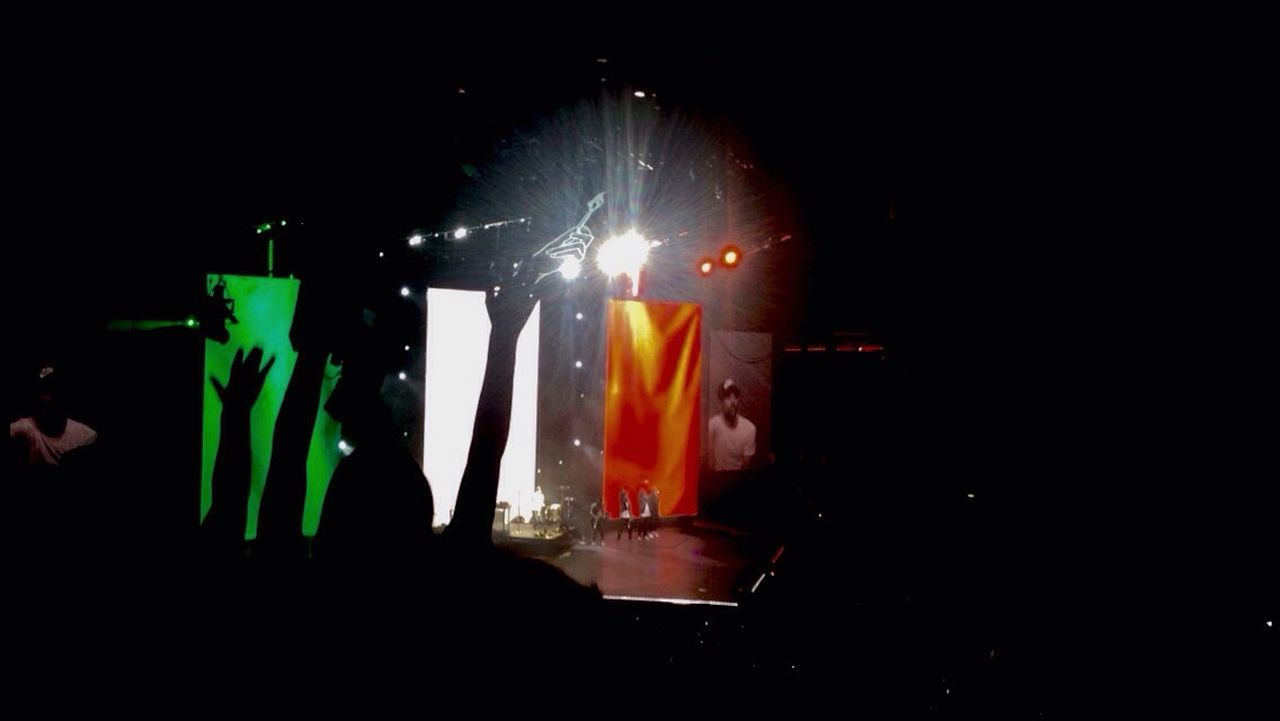 Colour Of Life Concert Macklemore & Ryan Lewis Ireland🍀 Dublin Photography Likeforlike Pleaselike Music Brings Us Together