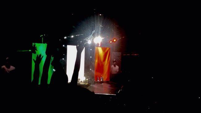 Colour Of Life Concert Macklemore & Ryan Lewis Ireland🍀 Dublin Photography Likeforlike Pleaselike Music Brings Us Together