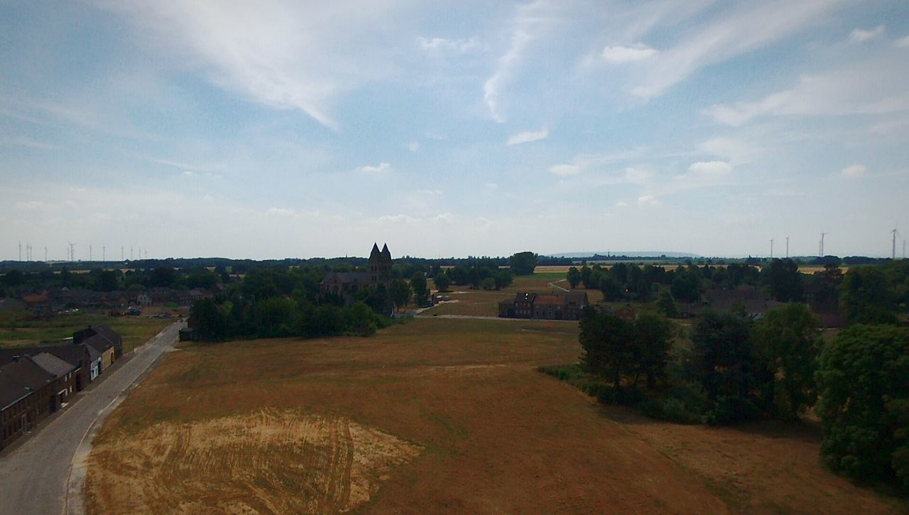 The town that was Cloud - Sky No People Landscape Tree Sky Outdoors Day Nature Dronephotography Drone Moments Drone  Droneshot Drone Photography Drones Fligh High Overview EyeEm EyeEm Selects Let's Go. Together. Sommergefühle Madmen-kollektiv.org Flying Flying High Flying In The Sky Fly High