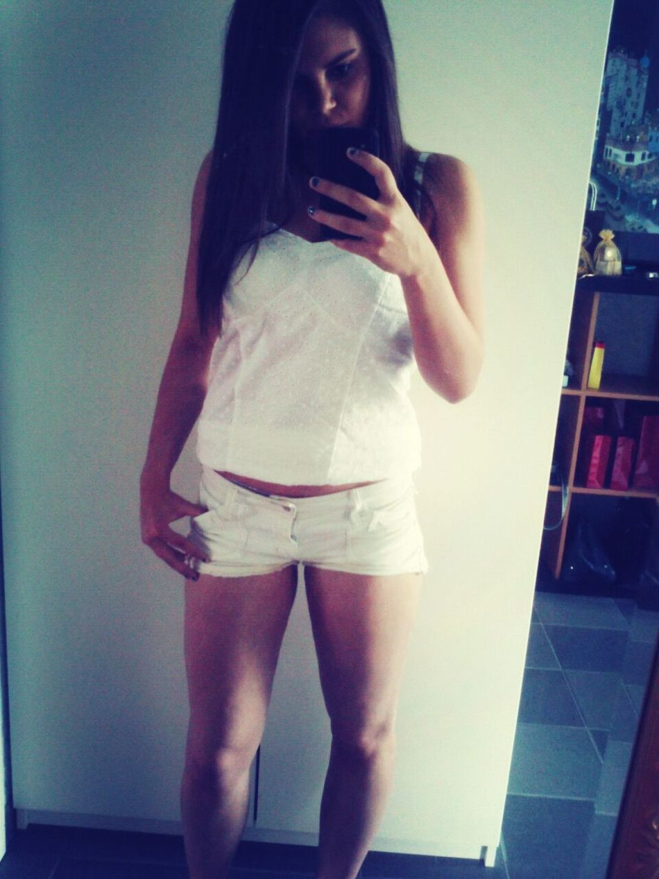 Summertime ♥ Just White