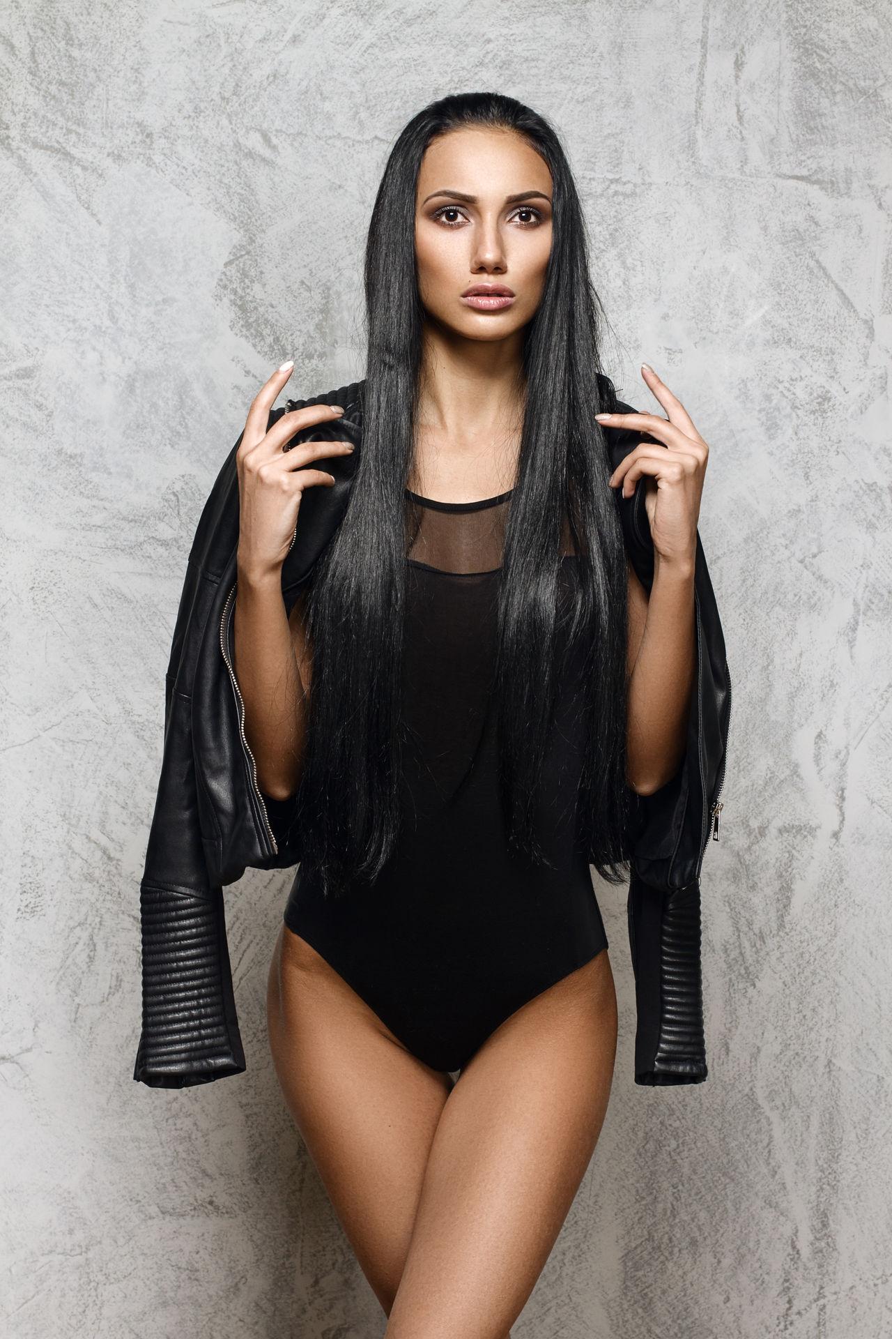 Beautiful stock photos of model, 18-19 Years, Beautiful Woman, Black, Black Hair
