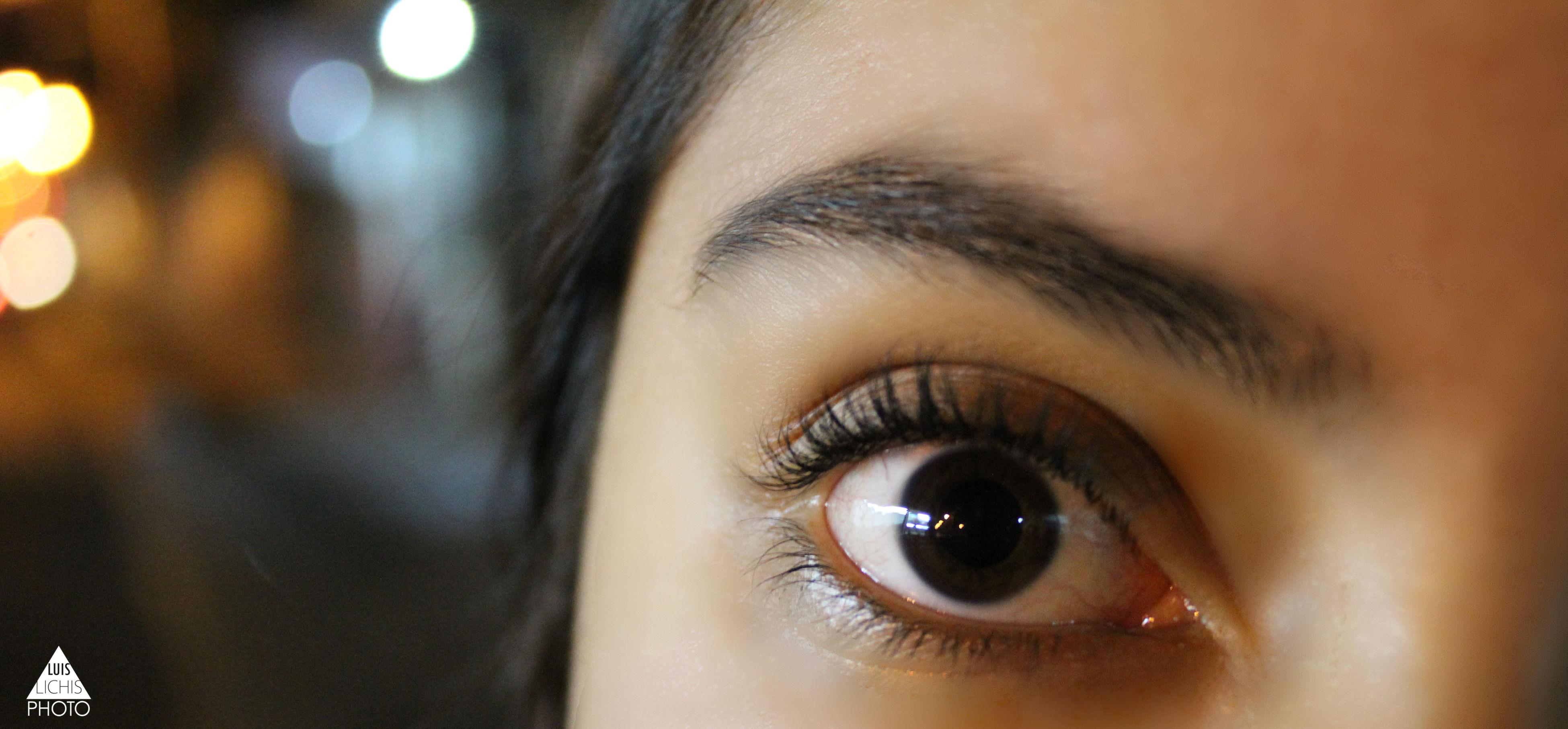 Into Your Eyes Photo Natu Eye Luis Lichis Photo