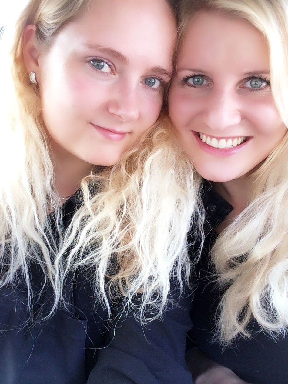 Friend Like Sisters Girls Blonde