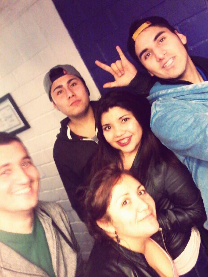 Con los primos :) Santiago De Chile Like Lo Prado Chile Likeforlike Eyeemlike  Followforfollow Like4like Eyeemchile