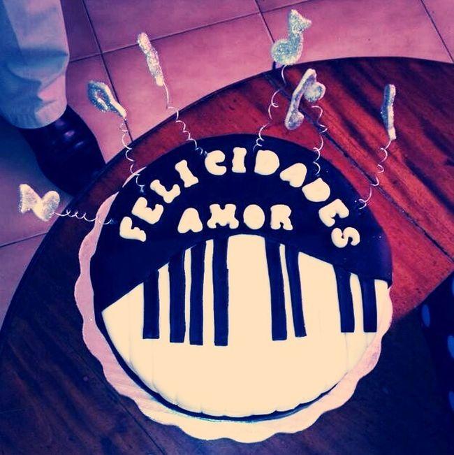 El pastelito de mi novio Boyfriend Cakes Piano Food