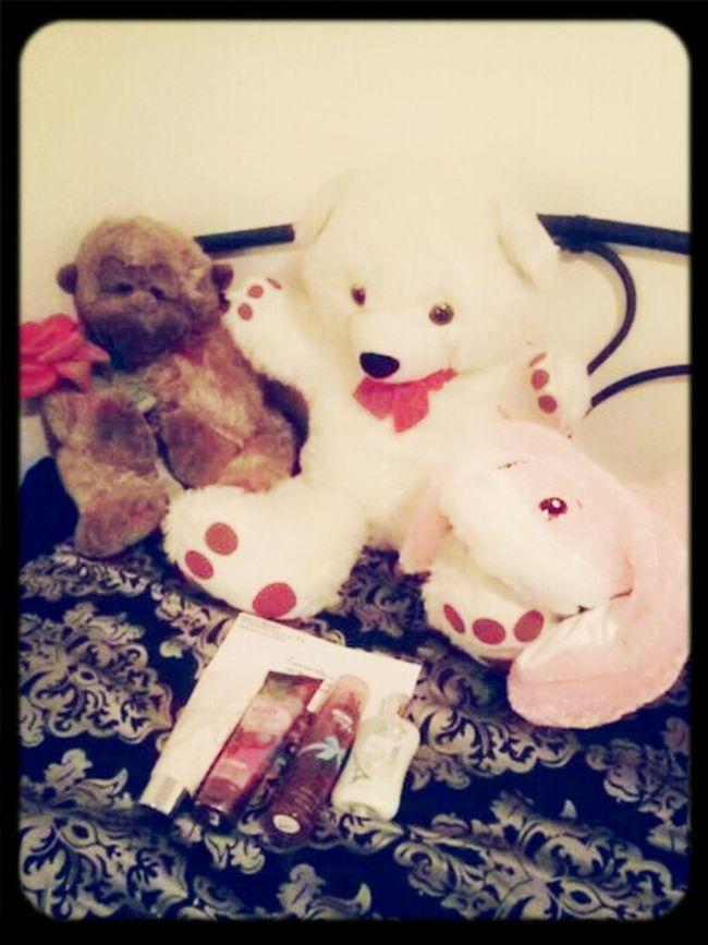 Valentine's Day ♥ My Valentine Day Gift (: Teddy Bears Gifts ❤