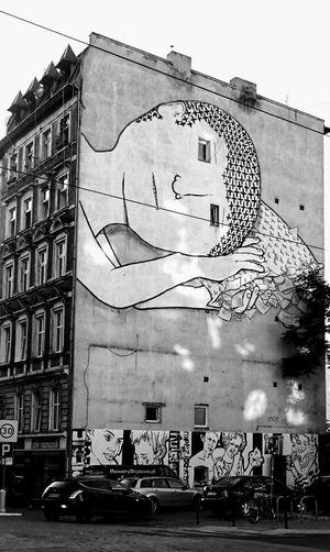 Geiziger Pole Wroclaw, Poland Streetart