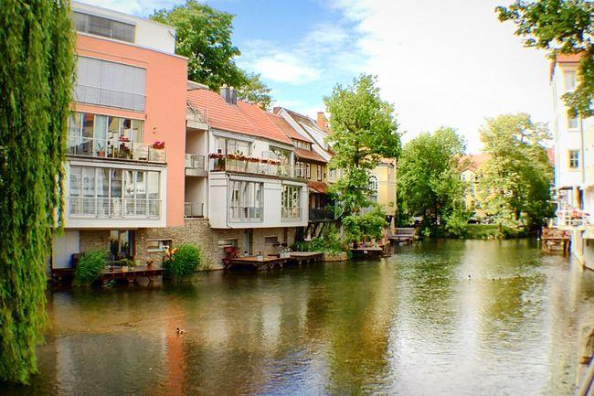 Erfurt Iphone 6 GERMANY🇩🇪DEUTSCHERLAND@ Architektur Stadtlandschaften HDR