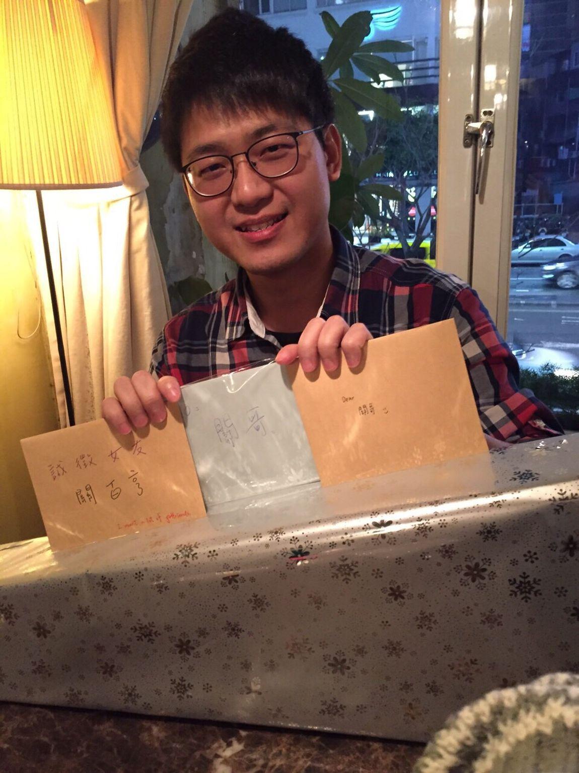 二月 Kaohsiung February Taiwan Taiwanese 臺灣 咖啡廳 Dinner 晚餐 聚會 高雄 生日快樂 Happy Birthday!