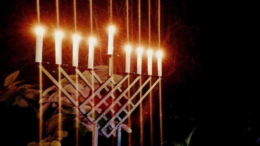 Hannukah Hannukka Chanukah Channukah Religious  Holidays Festival Of Lights Festivaloflights Jewish Faith Taking Photos Miami