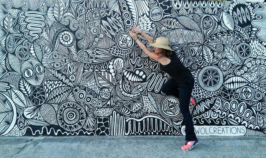 Streetart Australia Sydney Bondi Beach Streetart/graffiti Tag Trip Travel