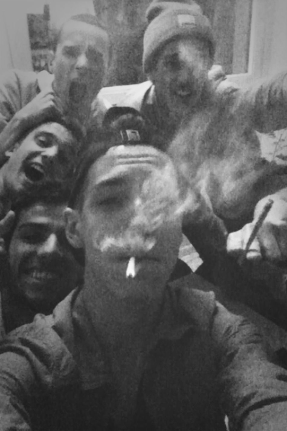 Smoke High Life Teamzouz Mleh