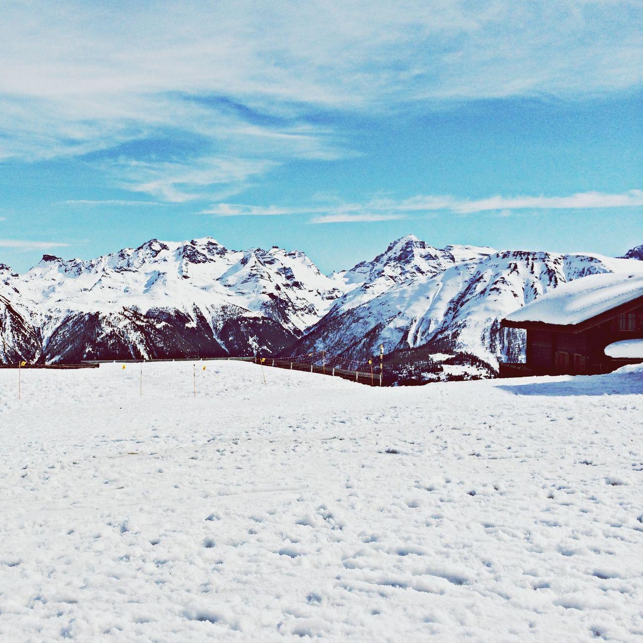 Switzerland Fiesch Great Time  ❤️