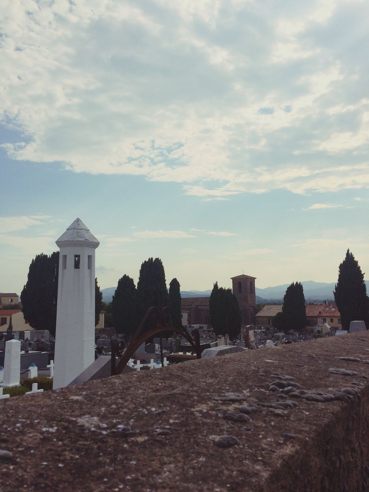 France Outdoors Explore Cemetery Frejus Trip Traveling Architecture Day No People First Eyeem Photo