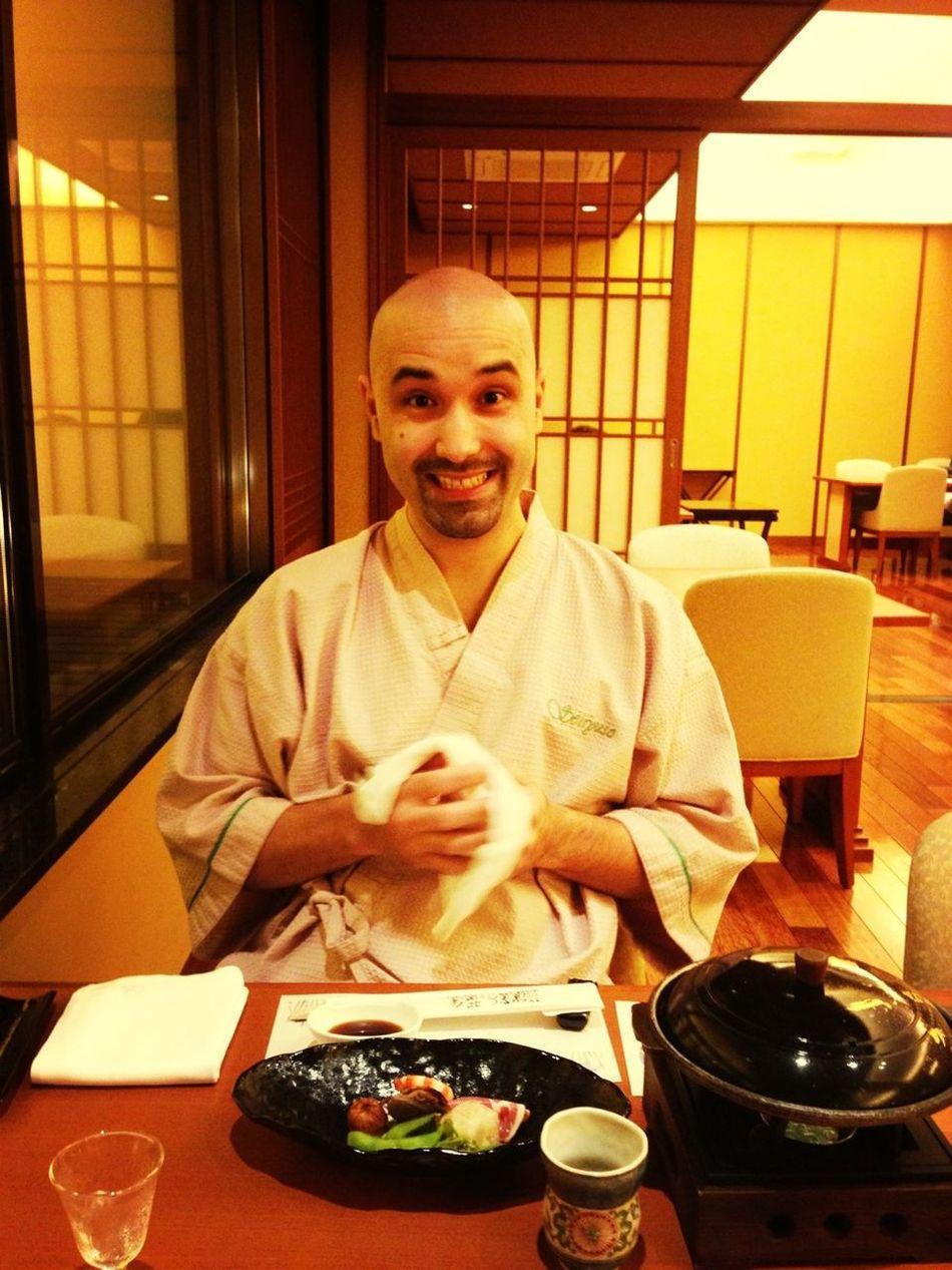 Relaxing Meal Time Enjoy Eating