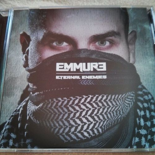 Emmure - Eternal Enemies Emmure  Eternalenemies Victoryrecords